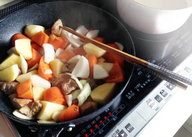 ジャガイモ料理