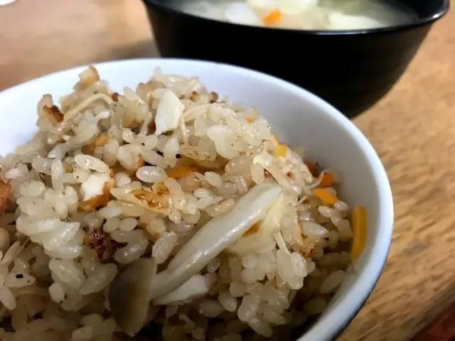 【めざまし】緒方(京都)の【甘鯛とゆり根の炊き込みご飯】のお取り寄せ!