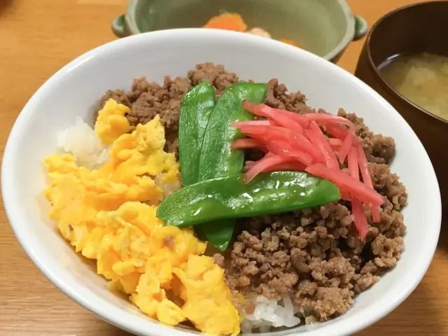 【朝ごはんLab.】忙しい朝の三色丼のレシピ!井川遥が伝授!9月23日