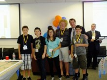 Judges Award - Perserverance Award - Proud C++ Students - McPherson