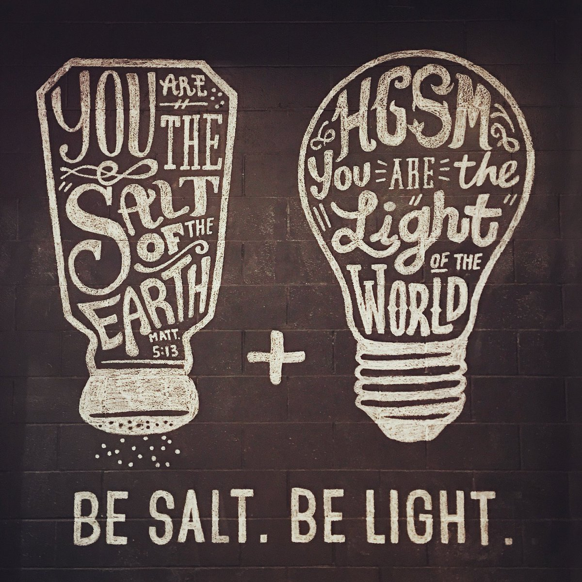 Stay Salty And Shine Your Light