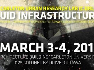 Fluid Infrastructures // c-url Spring Symposium 2017