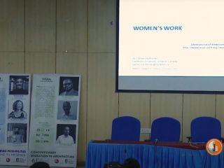 Women's Work - Lecture and Discussion on Women in Architecture