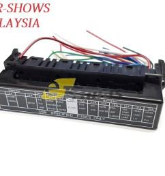 15 poles automotive plug in fuse block modify myvi viva axia alza [ 1500 x 1254 Pixel ]