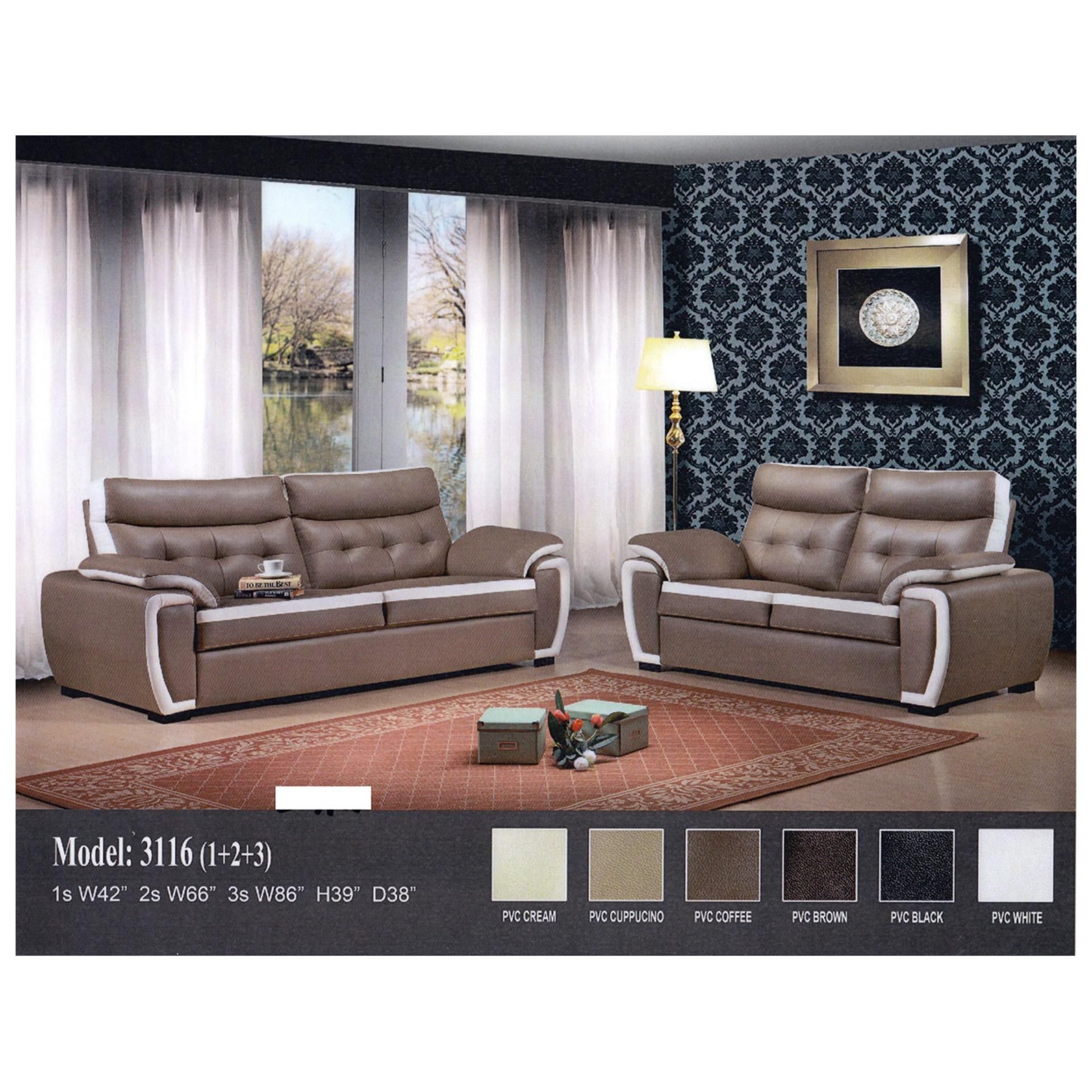 3 2 leather sofa set thomasville bed relax chair lo end 4 28 2021 12 00 am