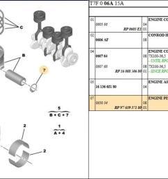 20 x peugeot 508 208 308 engine piston pin snap ring [ 1600 x 964 Pixel ]