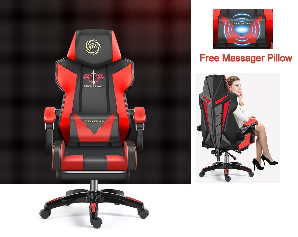 360 Swivel Chair Luxury Gaming Chair Office Chair Racing Synthetic