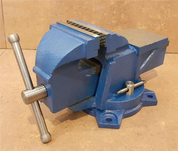 4'heavy Duty Swivel Bench Vise With End 12 6 2020 10 59
