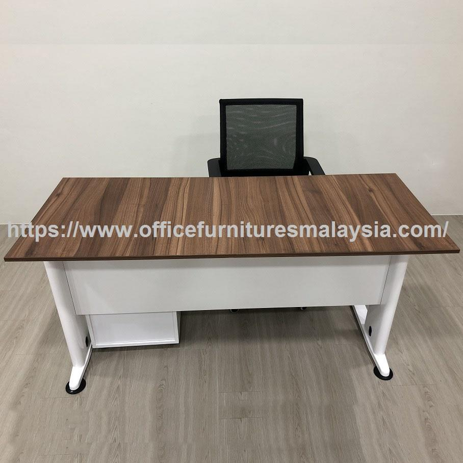 Desk And Chair Set 5ft Small Home Office Computer Desk Chair Set Oftft026 Shah Alam Kl