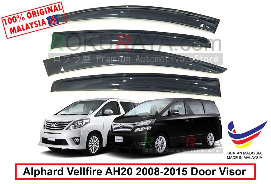 all new vellfire 2020 agya 1.2 trd m/t alphard 2nd gen 2008 201 end 12 5 10 54 pm 2015 ag door visor big 12cm width