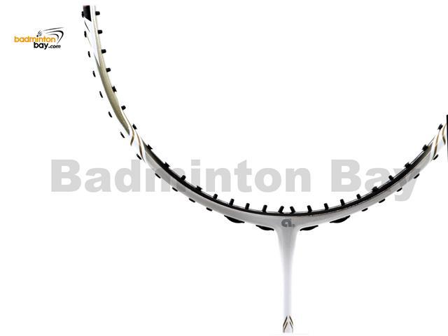 Apacs EdgeSaber 10 White Badminton R (end 3/27/2019 5:15 PM)