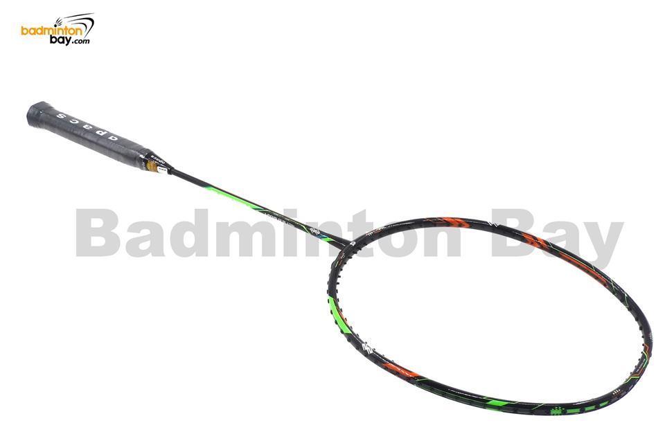 Apacs Ferocious 22 Black Badminton R (end 7/15/2017 5:15 PM)