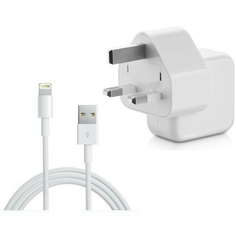 Apple 10W Adapter Charger & Lightni (end 3/14/2021 12:00 AM)