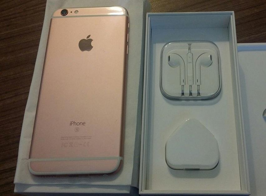 Iphone 6s plus rose gold 64gb for sale  Modeschmuck