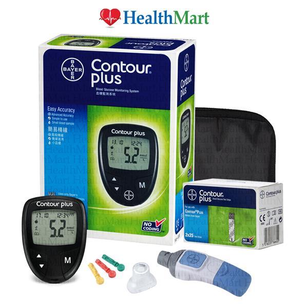 Bayer Contour Plus Blood Glucose Mo End 1 29 2020 12 15 Pm