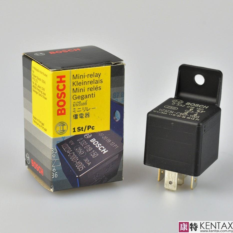 Mini 5 Pin Relay Connector