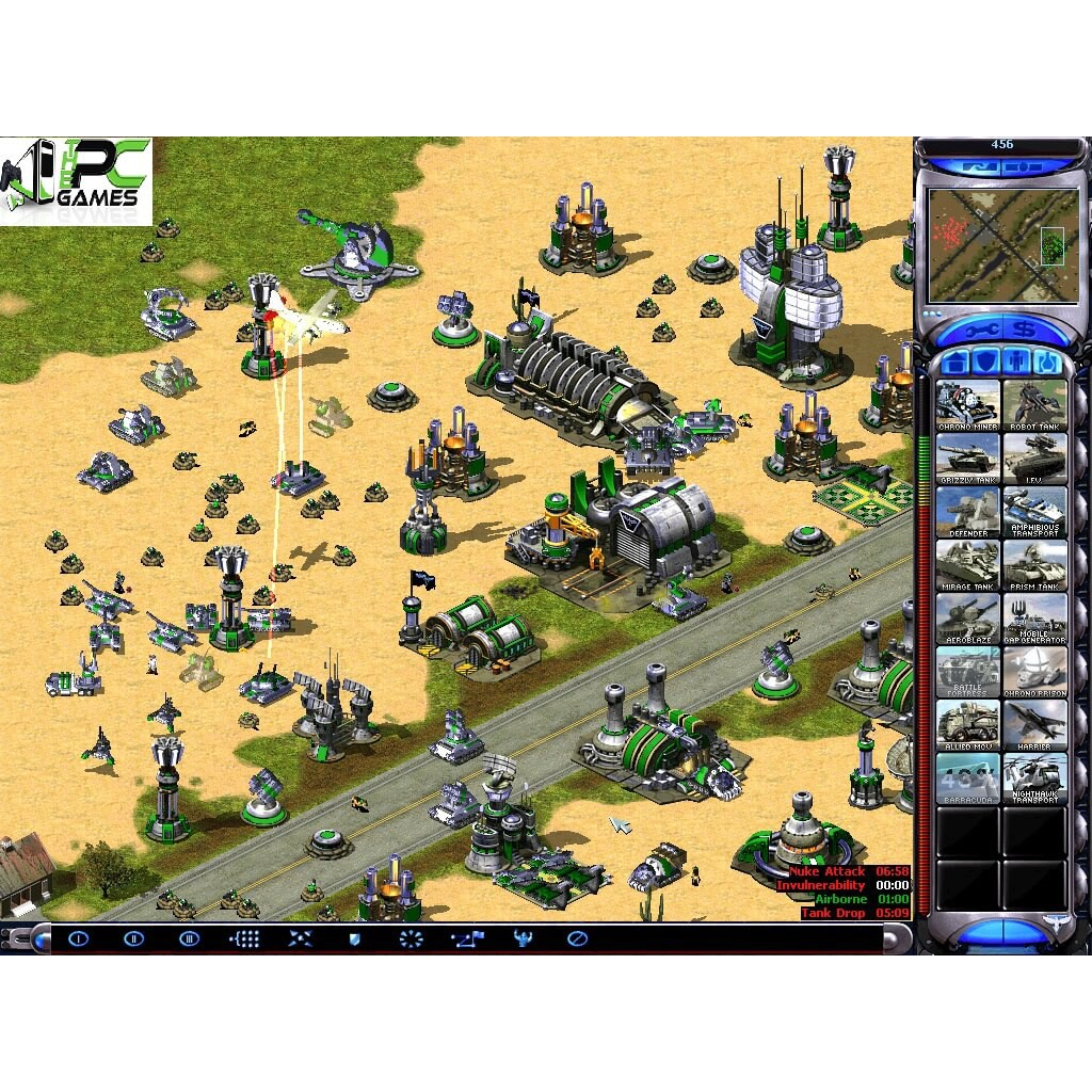Red Alert System Requirements