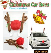 Christmas Car Decorations Reindeer