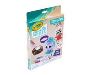 Crayola Craft Food Charms Model Mag end 9/3/2021 12:00 AM