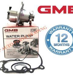 daihatsu 100k timing belt water pump belting set kelisa kenari [ 1000 x 863 Pixel ]