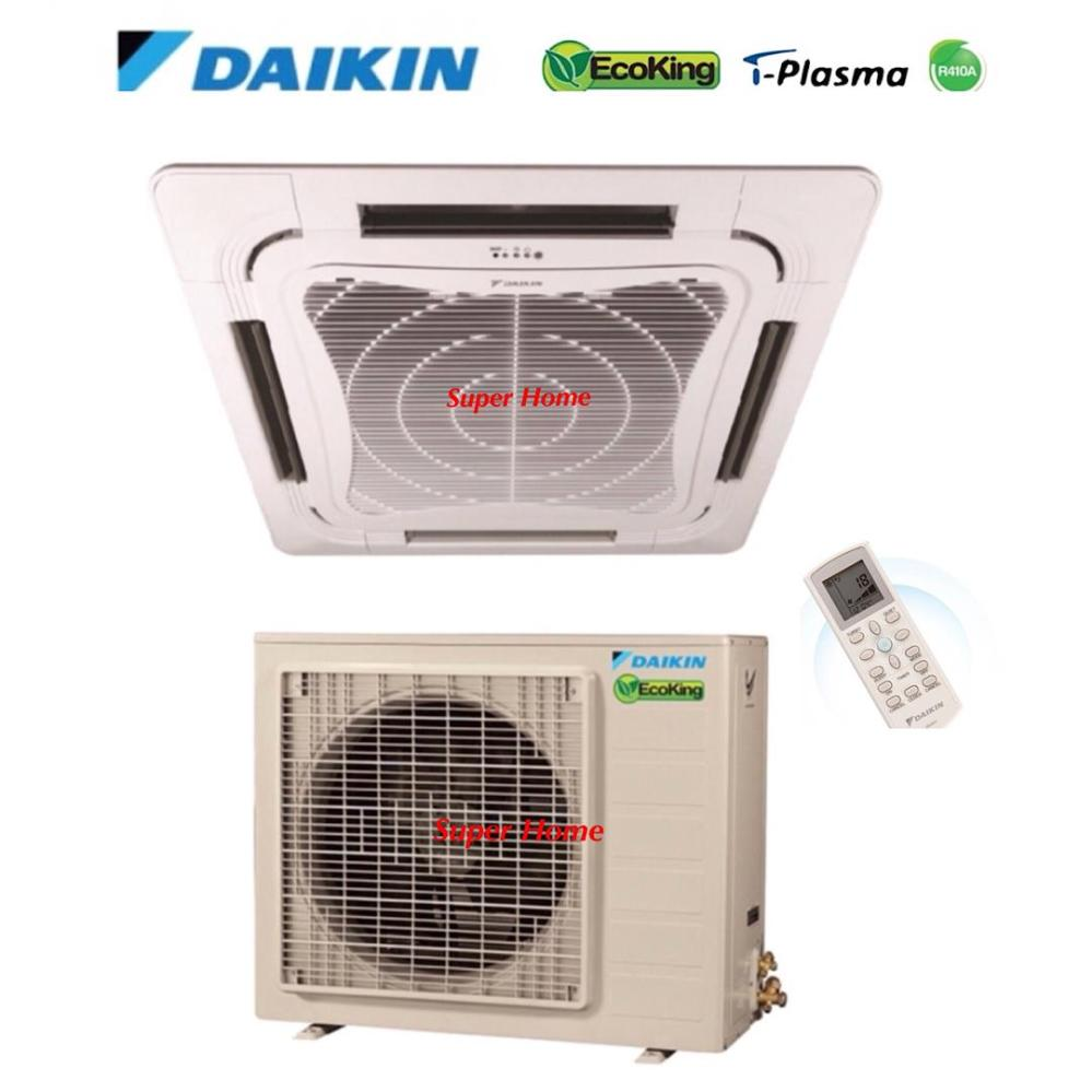 medium resolution of daikin fcn50f rn50d 5 0hp c cassette type air conditioner r410a