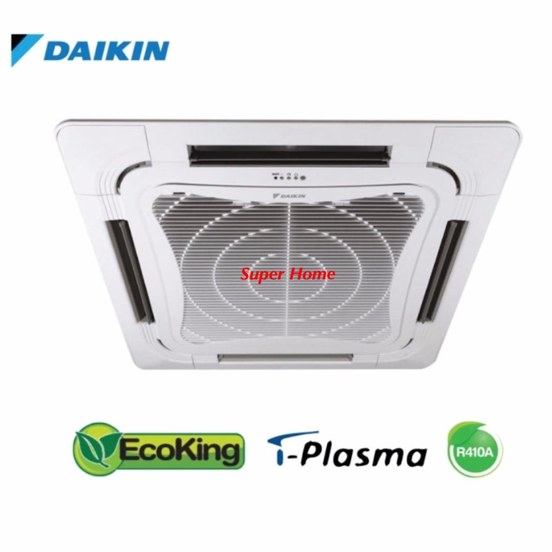hight resolution of daikin fcn50f rn50d 5 0hp c cassette type air conditioner r410a