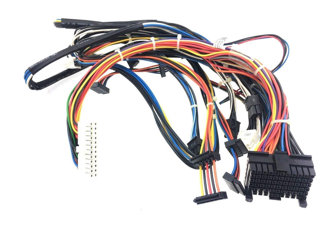 hight resolution of dell precision t7500 power supply wiring harness p211h