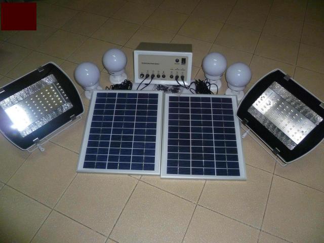 diy solar 12v light