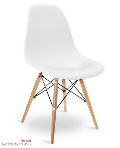eames chair white golden power seat natural wood end 5 15 2021 12 00 am