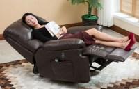 Ergonomic Deluxe Massage Recliner S (end 8/22/2020 10:38 AM)