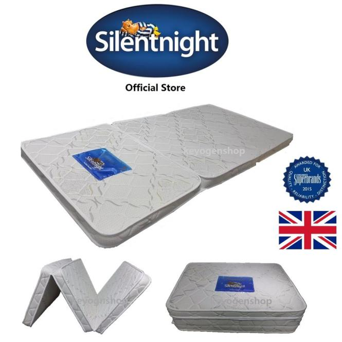 Free Shipping Genuine Silentnight Uk Brand Foldable Mattress Tilam