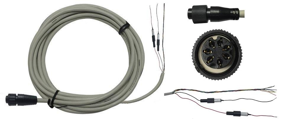 Furuno 7 Pin Power Cable for GP30 GP (end 12/1/2019 2:15 PM)