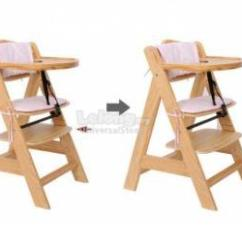 Height Adjustable High Chair Baby Louis Dining Sturdy Solid Woode End 10 2 2019 3 15 Am