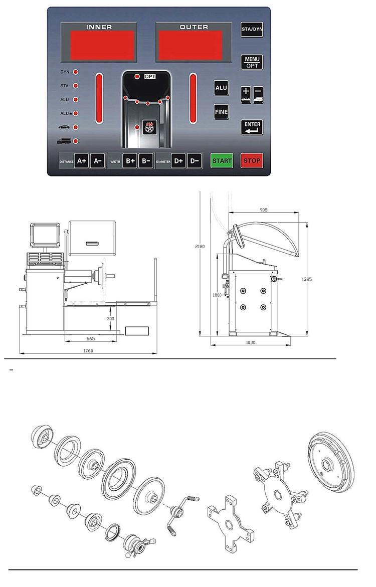 hight resolution of truck wheel diagram