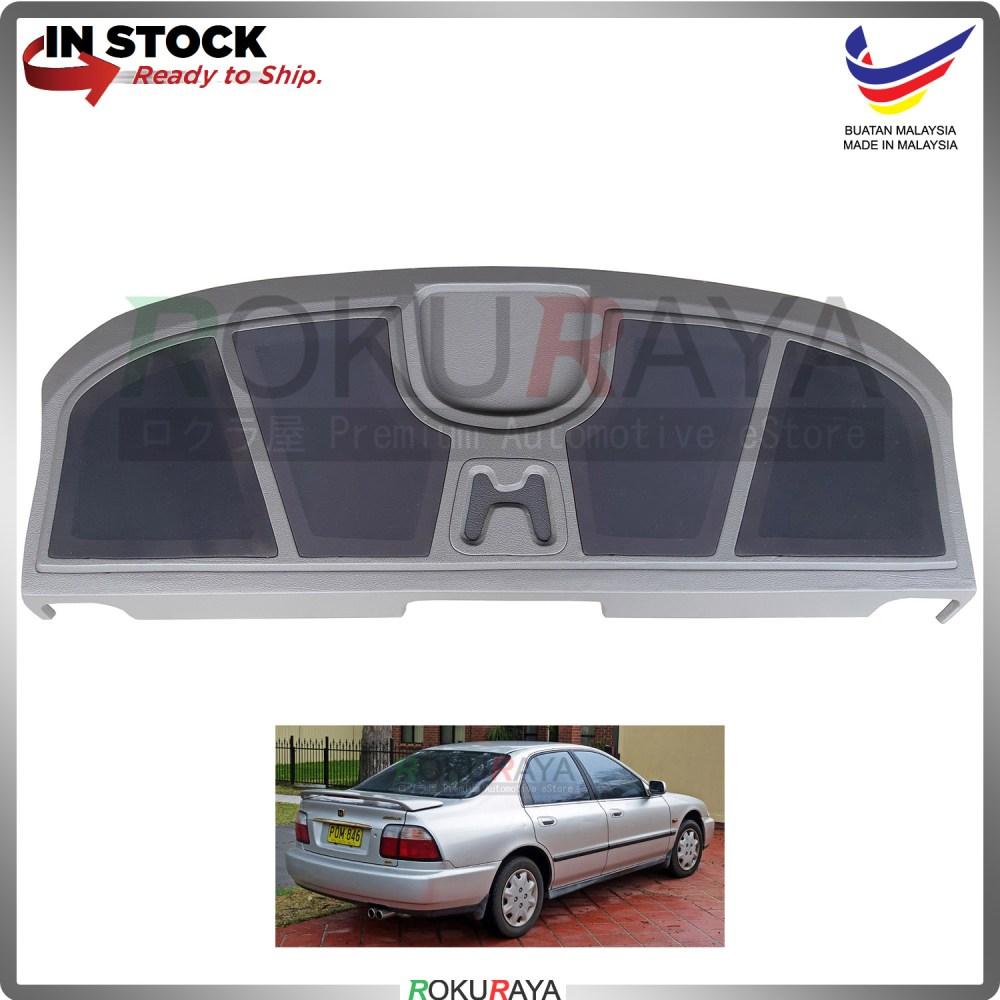 medium resolution of honda accord sv4 1996 1998 custom fit rear top speaker board pvc