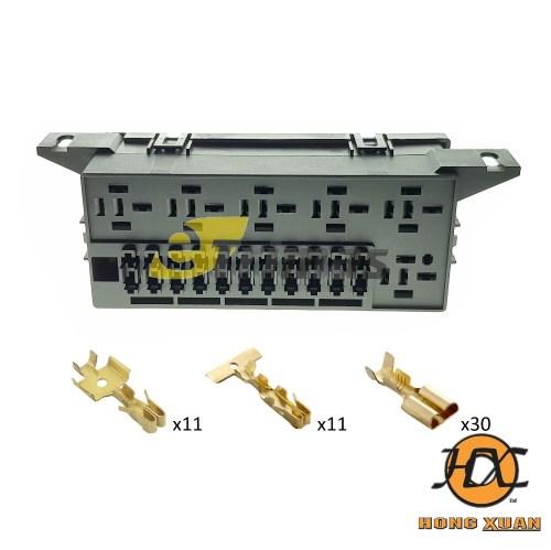 small resolution of honda nissan mazda mitsubishi universal modify car blade fuse box relay block