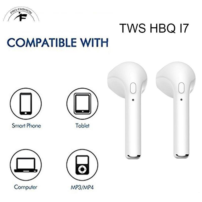 I7 TWS Earphones Wireless Earbuds B (end 6/20/2020 11:15 PM)