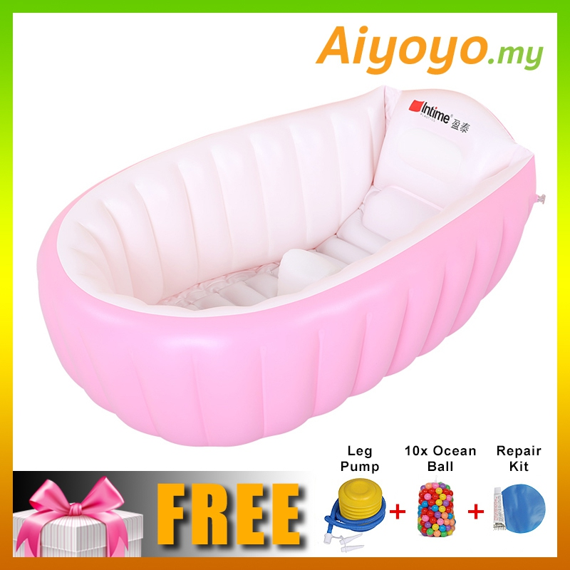 Infant Baby NewBorn Inflatable Batht End 1062020 102 PM