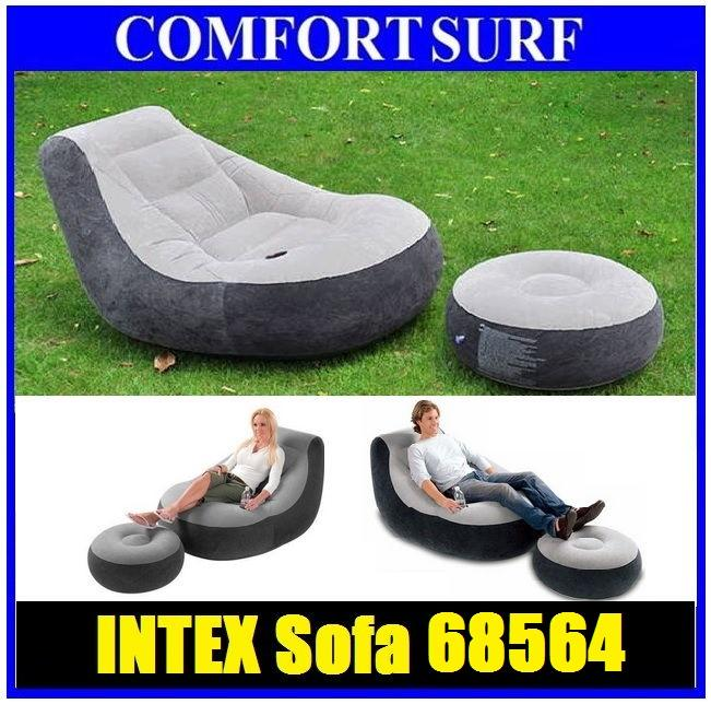 intex sofa chair leather sofas sheffield 68564 ultra lounge inflatable end 3 10 2020 12 17 pm relaxing single air