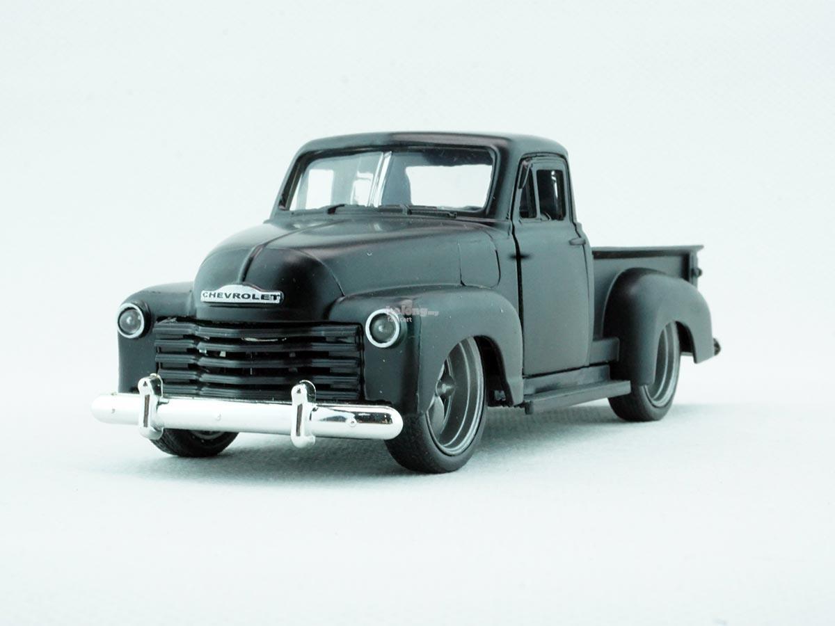 hight resolution of jada 1953 chevy pickup black 1 32 1 32 fresh ride nouveau look metal
