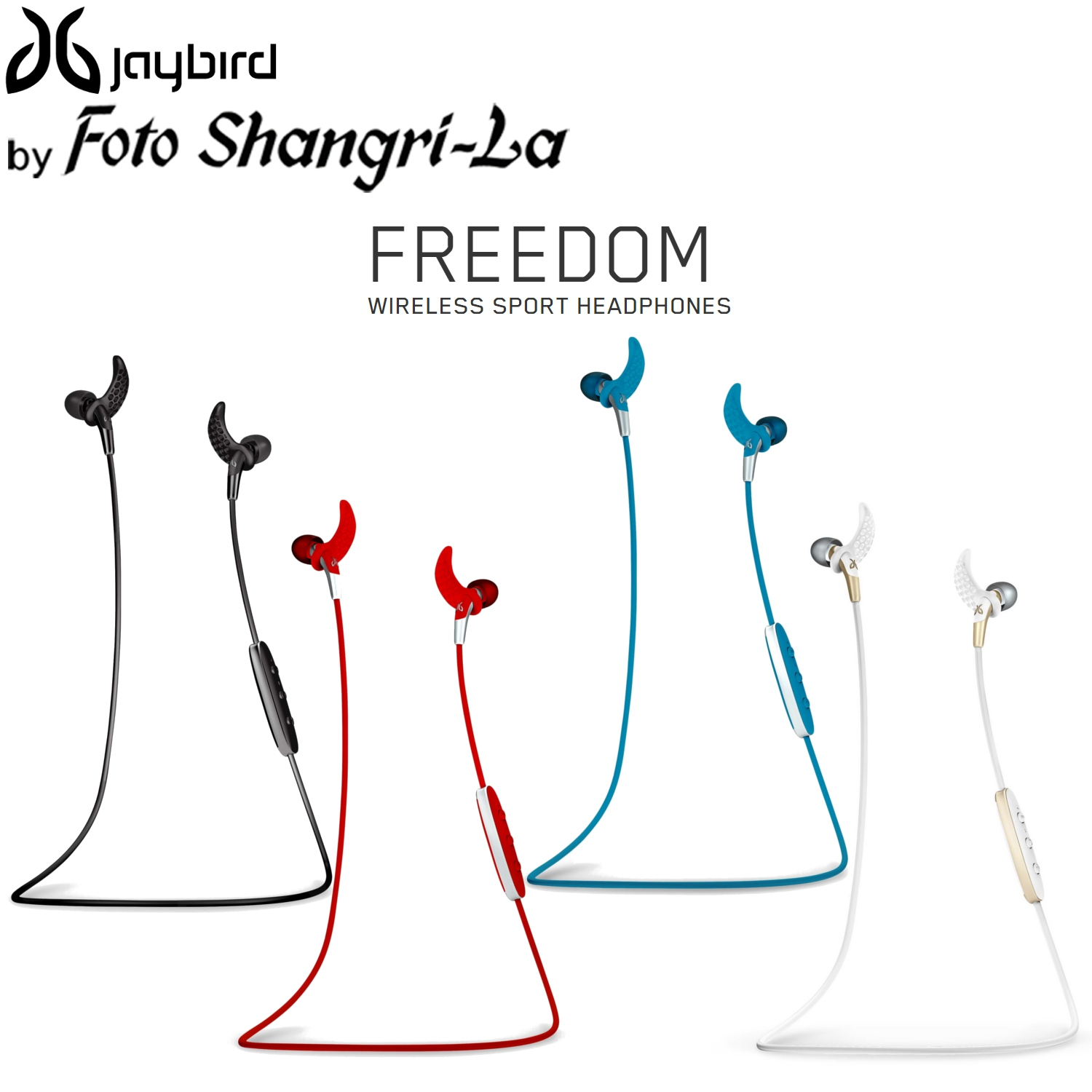 JayBird FREEDOM Wireless Bluetooth (end 1/31/2021 12:00 AM)