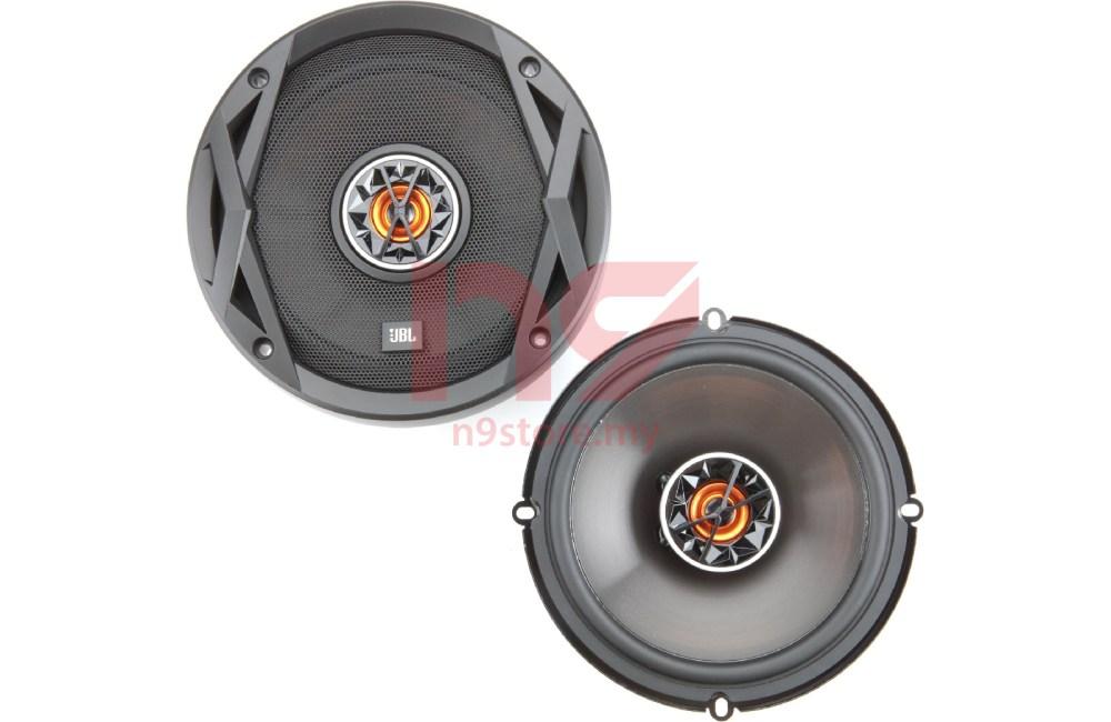 medium resolution of jbl club 6520 6 5 coaxial speakers 50w rms car stereo