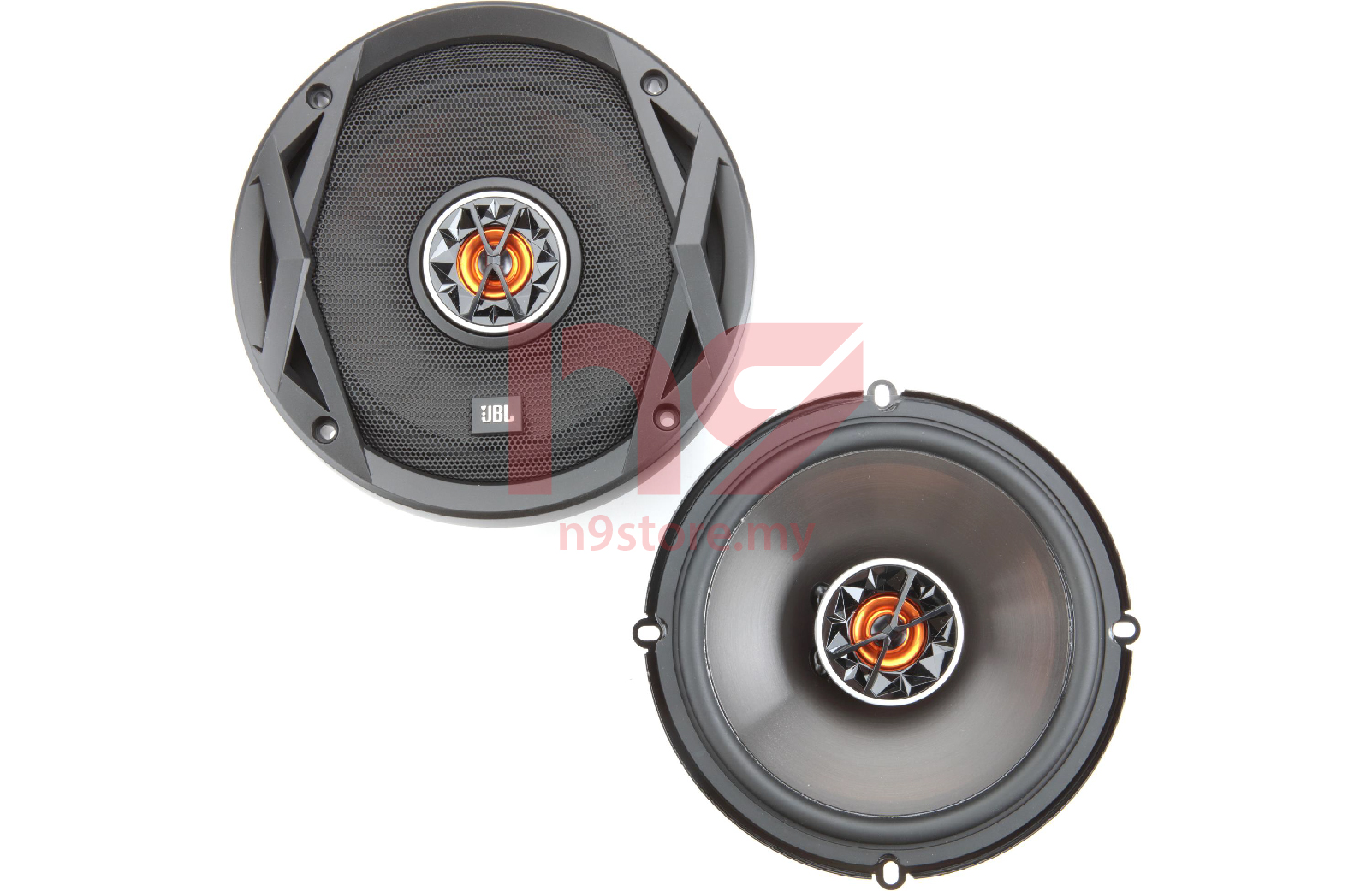hight resolution of jbl club 6520 6 5 coaxial speakers 50w rms car stereo