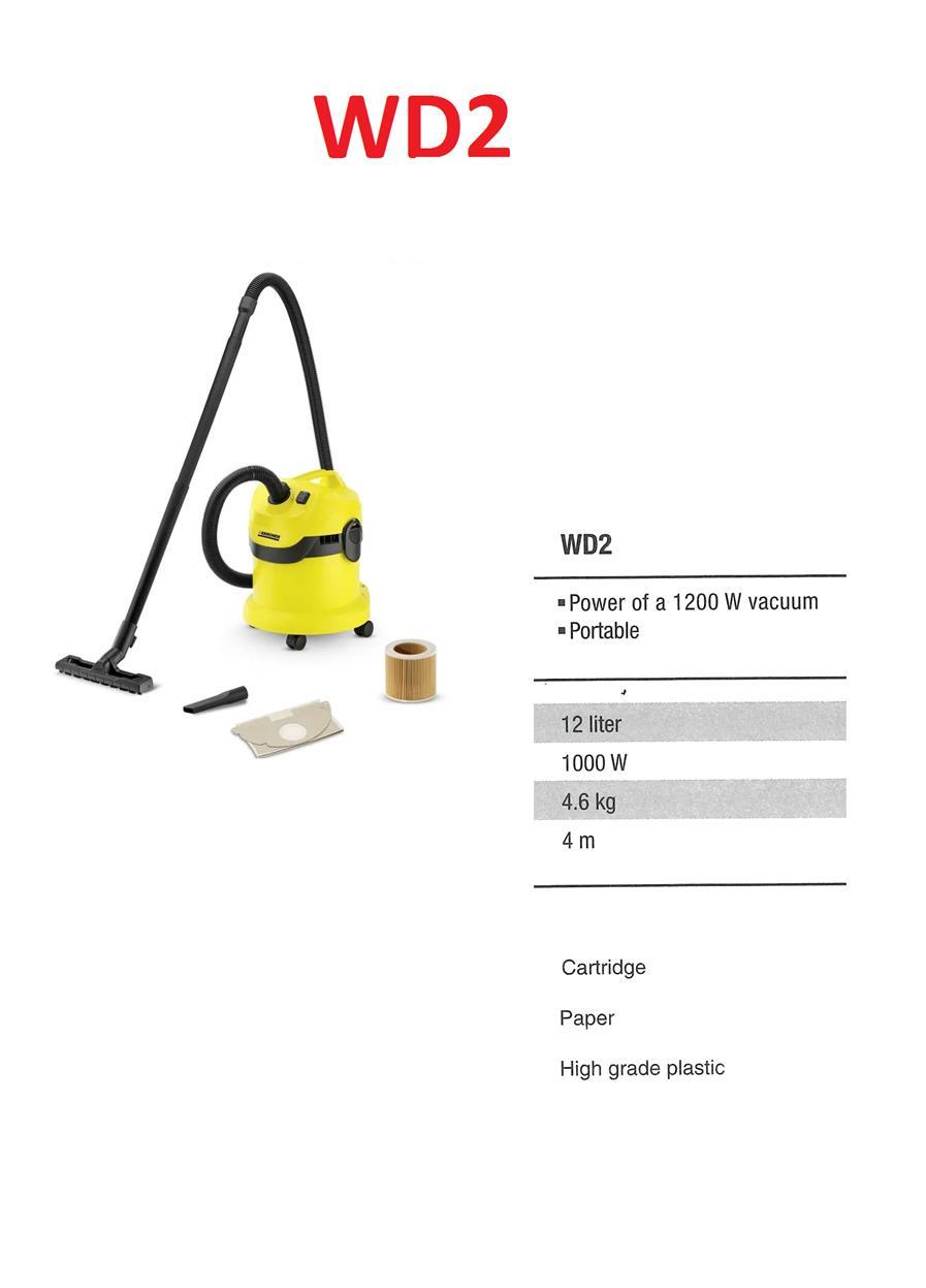 Karcher WD2 / MV2 Multipurpose Wet & (end 8/12/2018 4:15 PM)