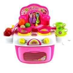 Childrens Toy Kitchen Shelving Units Kids Stove Oven End 8 2 2019 5 58 Pm Playset W Lights Soun