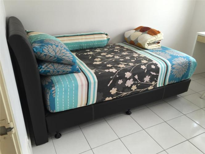 King Koil Super Single Bed