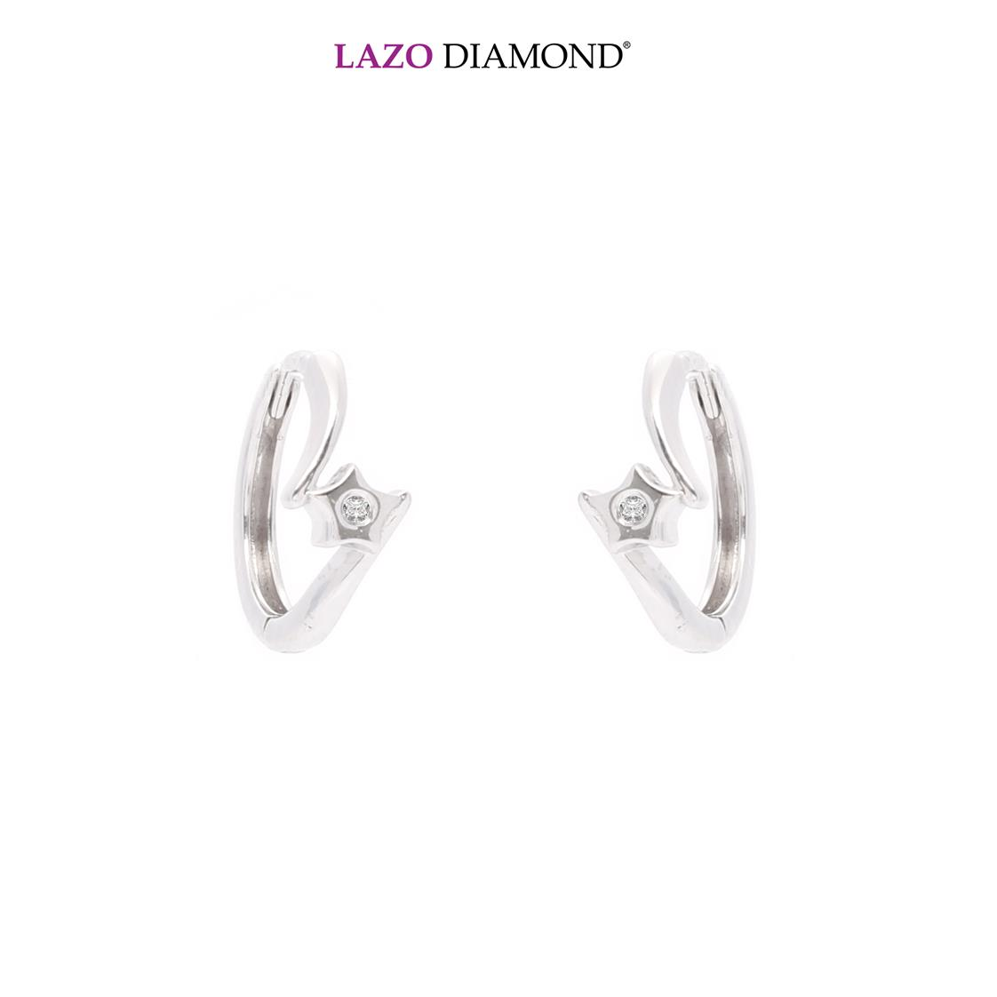 Lazo Diamond Starry 9K White Gold Di (end 8/10/2019 5:15 PM)