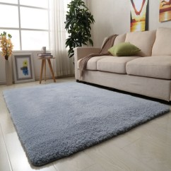 Living Room With Carpet Rattan Side Tables Modern Simple Bed End 1 6 2021 12 00 Am