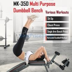 Gym Chest Chair Covers Direct Master Six Power Sit Up Dumbbel End 12 17 2019 2 57 Pm Dumbbell Bench Press Workout Mk 35d