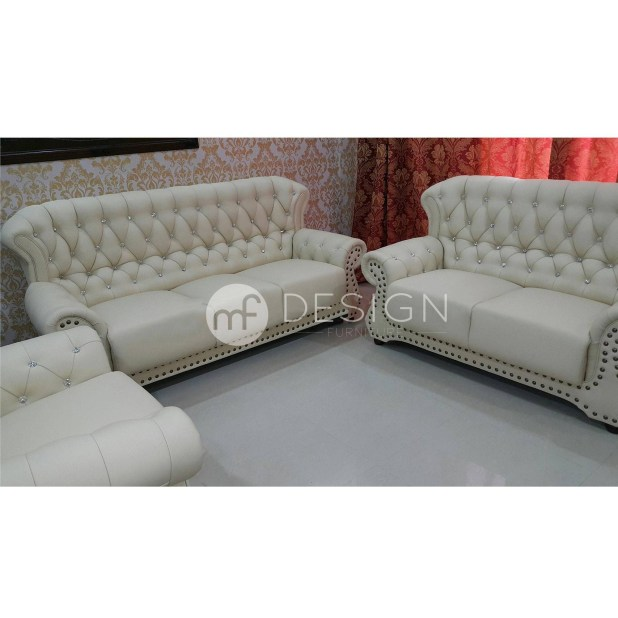 Chesterfield sofa malaysia Copperfield sofa